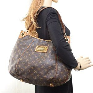 Auth Louis Vuitton Galliera Pm Hand Bag #7174L32